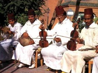 la musique marocaine